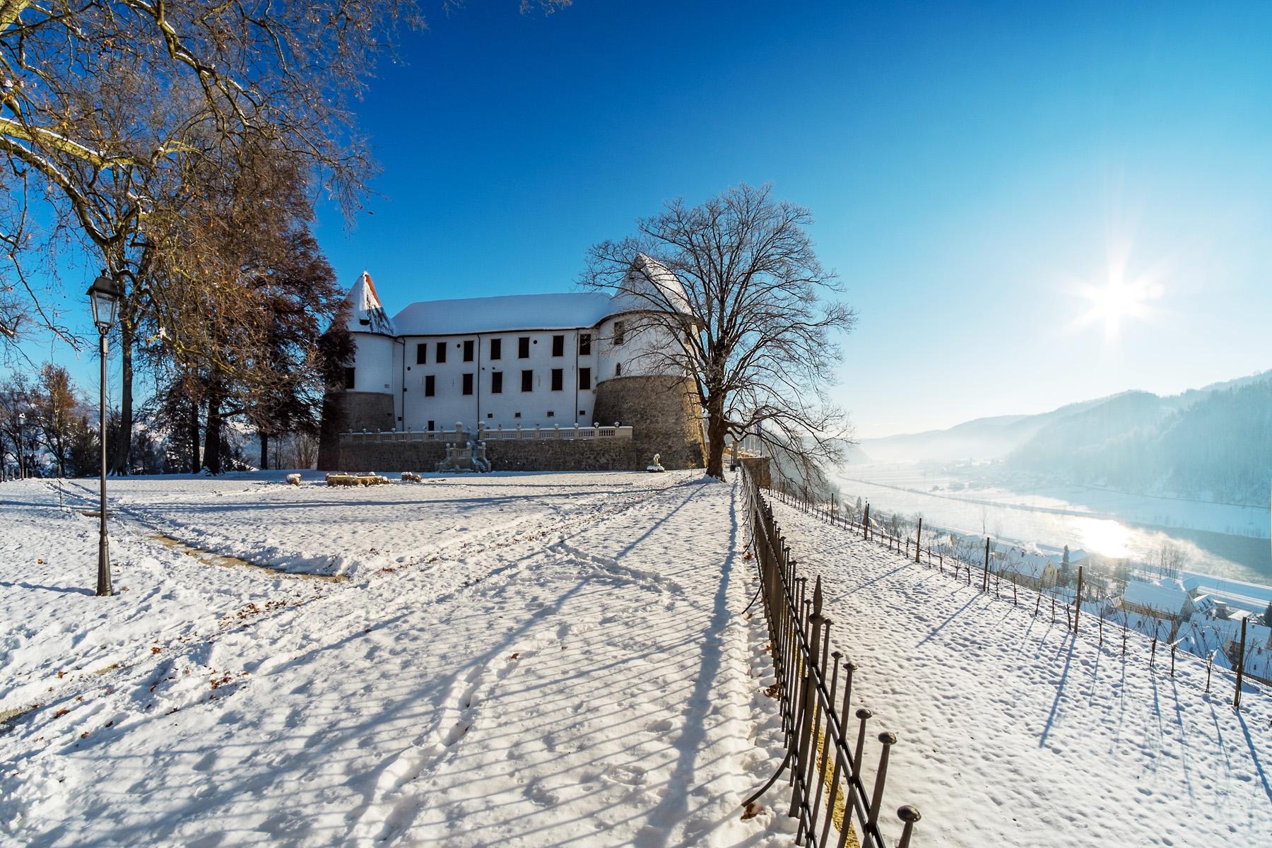 Schloss Sevnica; Foto: Tourismusverband Sevnica